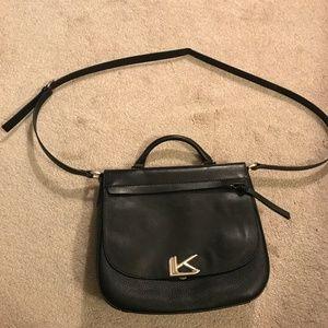 Karl Lagerfeld Black purse